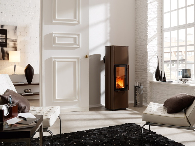 kamin ofen spartherm ambiente a5 standkamin stahlkamin. Black Bedroom Furniture Sets. Home Design Ideas