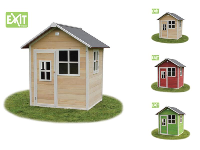 garten holzhaus f r kinder kreative ideen f r. Black Bedroom Furniture Sets. Home Design Ideas