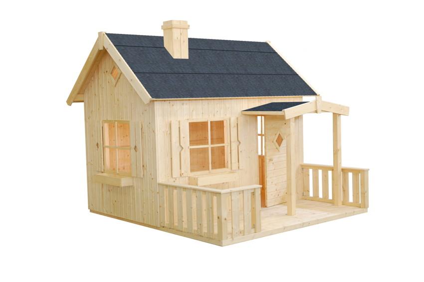 Frisch Spielhaus, Kinderhaus, Stelzenhaus - teilw. mit Rutsche  MA74