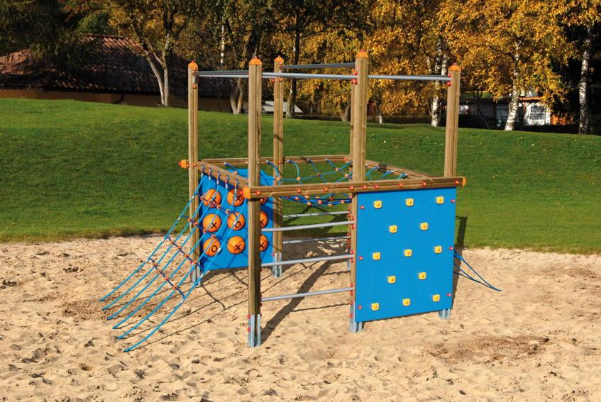 Klettergerüst Outdoor Holz : Klettergerüst din en «netz klettersystem gartenmöbel