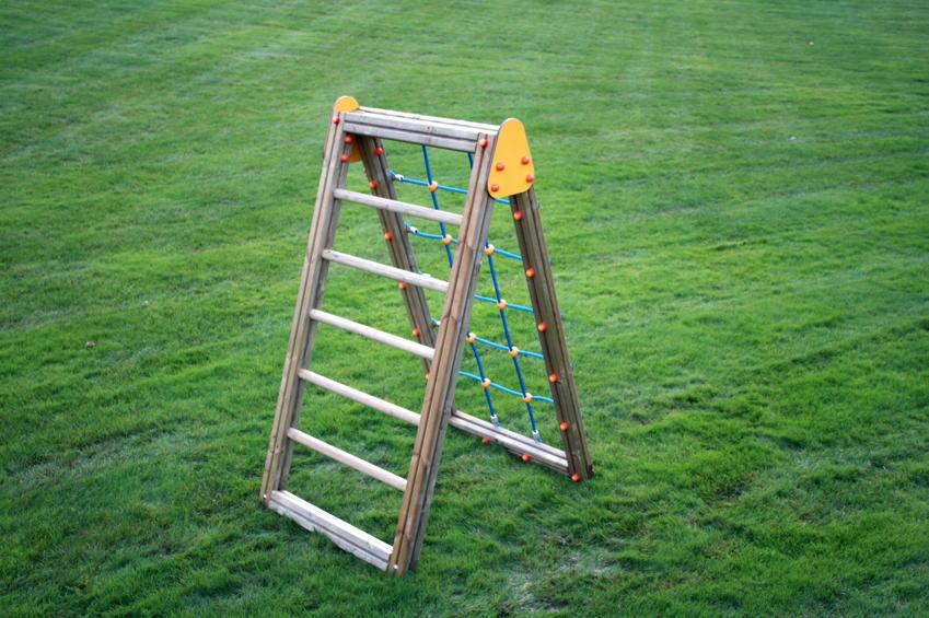 Kinder Klettergerüst Holz : Klettergeruest garten holz u2013 home image ideen