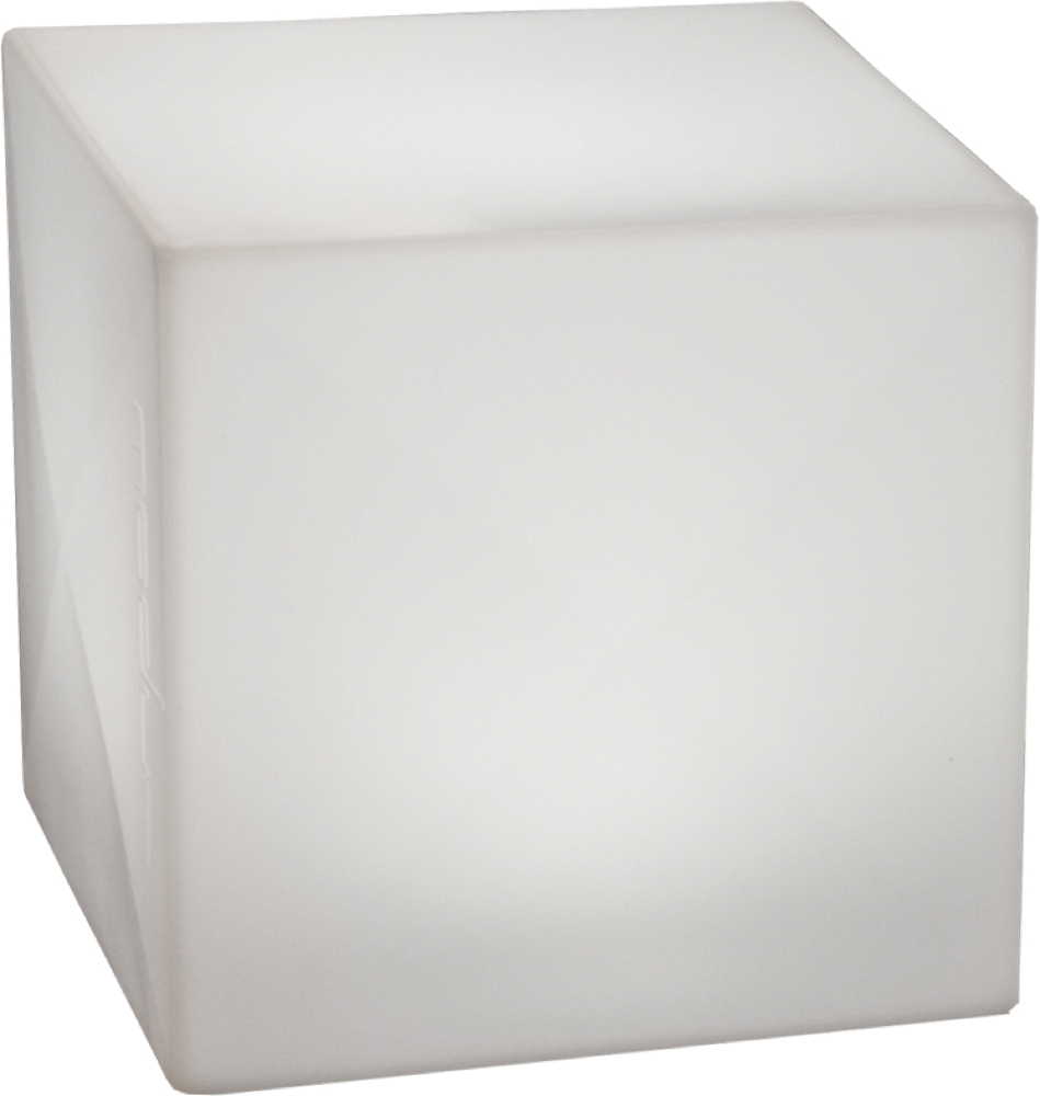 lampe cubo diamante 40cm kunststofflampe terrassenbeleuchtung. Black Bedroom Furniture Sets. Home Design Ideas