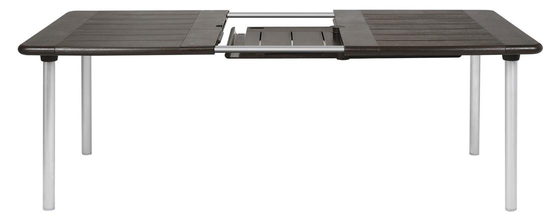 , farbig Aluminium, Kunststoffplatte  Gartenmöbel Fachhandel => Gartenmobel Pulverbeschichtetes Aluminium