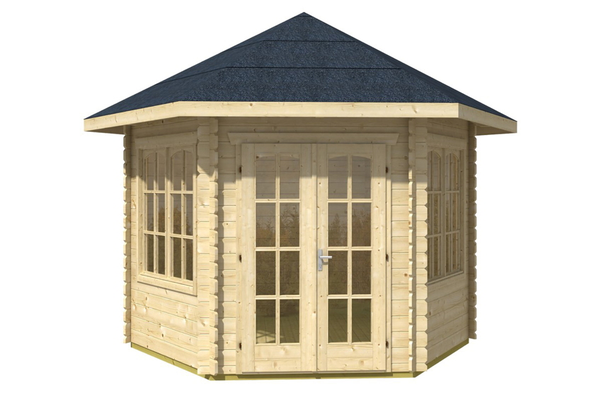 gartenhaus skanholz madeira 6 pavillon pavillon garten. Black Bedroom Furniture Sets. Home Design Ideas