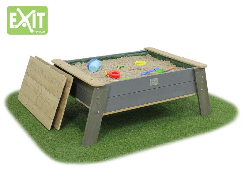 Sandkasten EXIT «Aksent Sandtisch XL» Sandkiste Sandbox