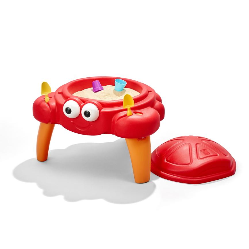 Sandkasten Step 2 «Crabbie Sandtisch» Spieltisch