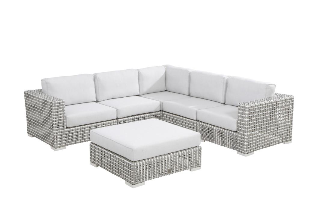 gartenm belset 4seasons madras lounge set 2 rattan korbm bel sitzgruppe gartenm bel. Black Bedroom Furniture Sets. Home Design Ideas