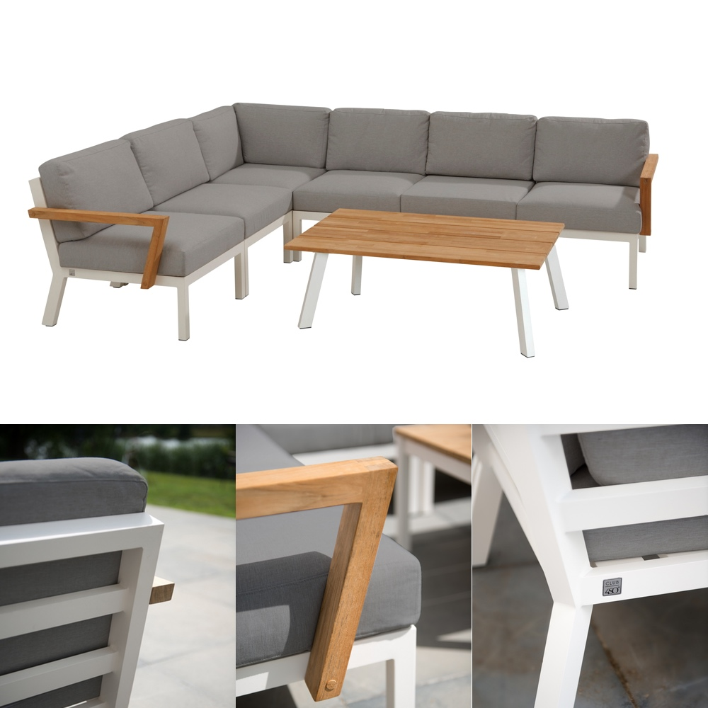 sitzgruppe 4seasons byron gartenm bel set 2 lounge inkl kissen gartenm bel fachhandel. Black Bedroom Furniture Sets. Home Design Ideas