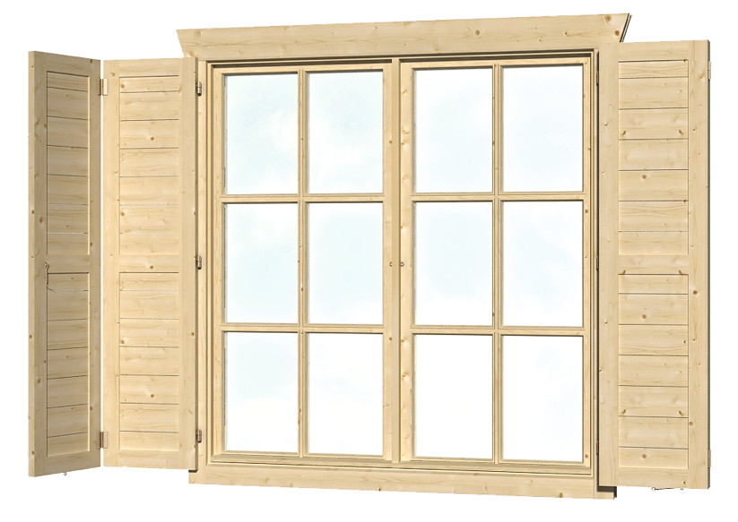 fensterladen skanholz fensterladen f r doppelfenster holz angebot. Black Bedroom Furniture Sets. Home Design Ideas