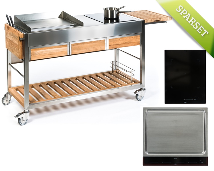 Outdoor kuche online shop for Kuchenmodule holz