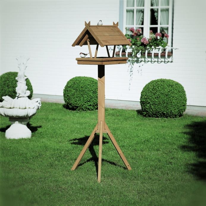 holz vogelhaus promadino rh n vogelh uschen. Black Bedroom Furniture Sets. Home Design Ideas