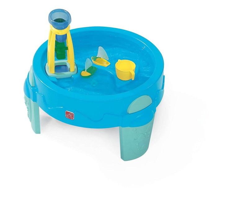 wasser spieltisch step 2 s dpol ii wassertisch kinderspielger te f r den garten. Black Bedroom Furniture Sets. Home Design Ideas