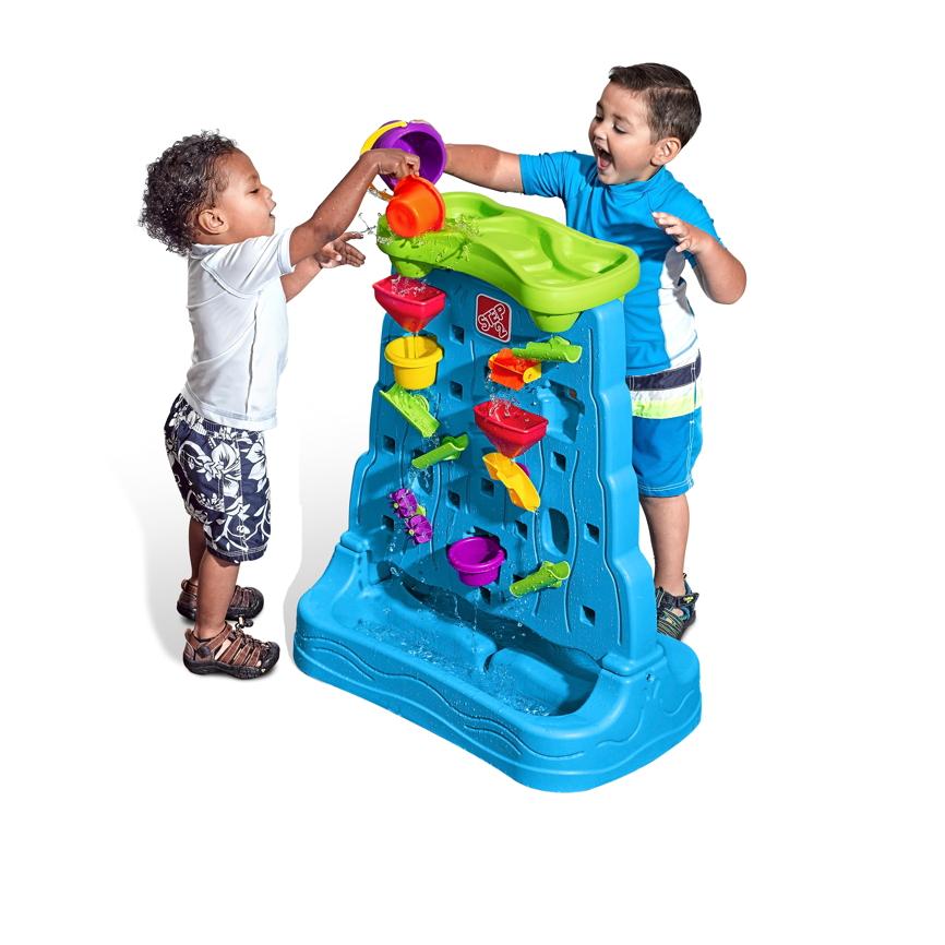 wasser spieltisch step 2 862100 wassertisch wasserball kinderspielger te f r den garten. Black Bedroom Furniture Sets. Home Design Ideas