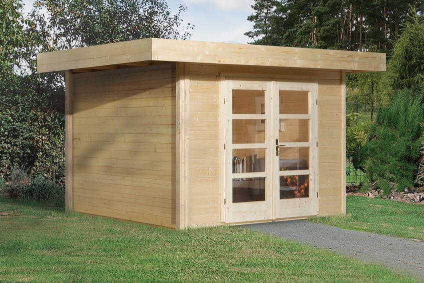 Gartenhaus Holz Konfigurator ~   Gr 2   Gartenhaus aus Holz günstig kaufen im Shop von holz haus de