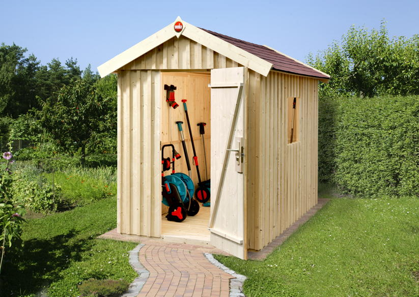 ger tehaus weka nature 2 gartenhaus holz haus bausatz. Black Bedroom Furniture Sets. Home Design Ideas