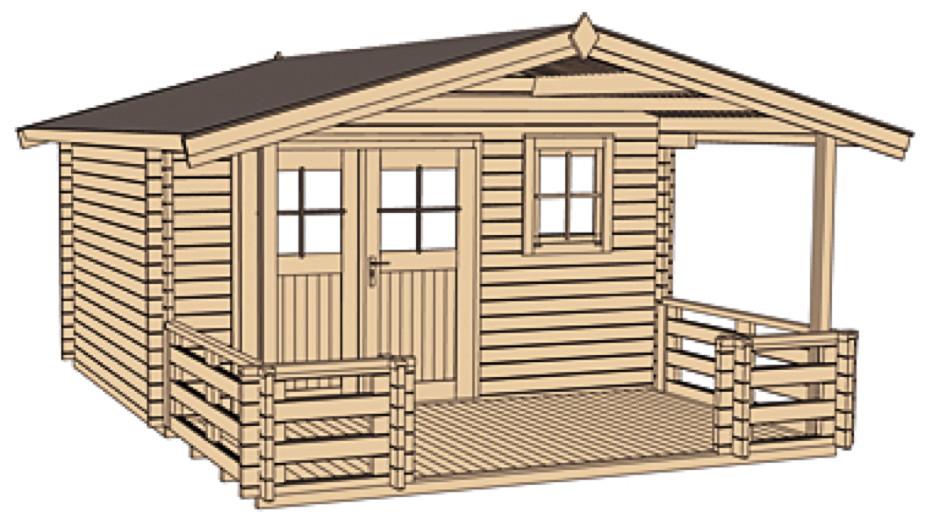 gartenhaus l form bxtcm vordach terrasse bxtcm. Black Bedroom Furniture Sets. Home Design Ideas