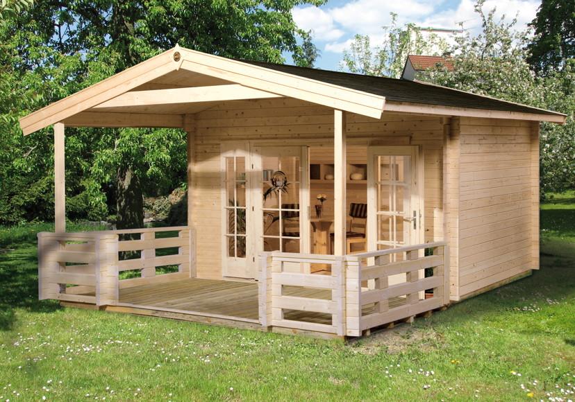 gartenhaus weka weekendhaus 138 holz haus bausatz gartenhaus aus holz g nstig kaufen im shop. Black Bedroom Furniture Sets. Home Design Ideas