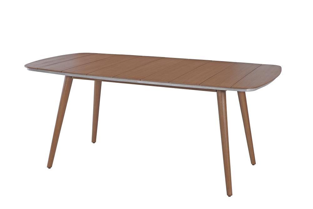 gartentisch mbm living tisch iconic 180x100cm aluminium non wood gartenm bel fachhandel. Black Bedroom Furniture Sets. Home Design Ideas