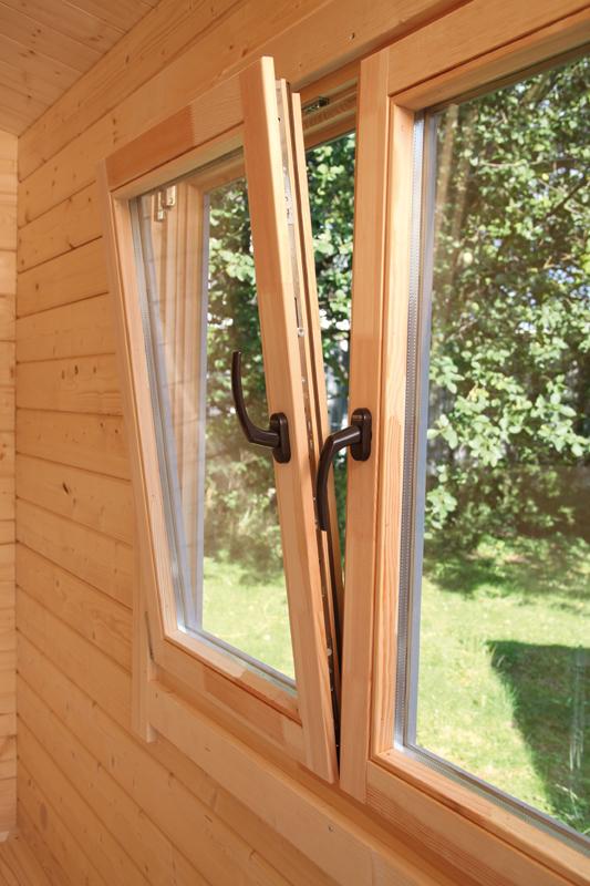 wochenend haus sauerland holz ferienhaus bausatz schlafboden tinyhouse ebay. Black Bedroom Furniture Sets. Home Design Ideas
